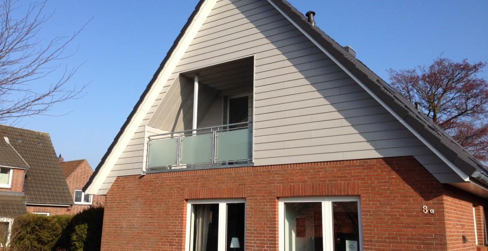 Dachgeschoss – alles neu seit Ostern!!