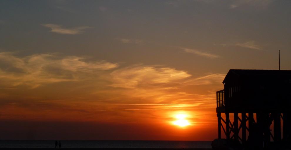 Sommer 2013 – so schön am Ordinger Strand